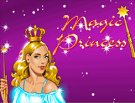 Magic Princess на зеркале