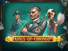 Автомат для досуга Kings Of Chicago в Вулкан Старс