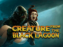 Играть в Creature From The Black Lagoon от Net Entertainment