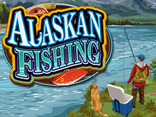 Видео-слот Alaskan Fishing от разработчика Microgaming